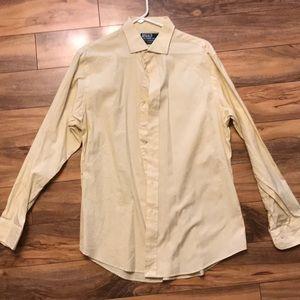 Polo long sleeve dress shirt